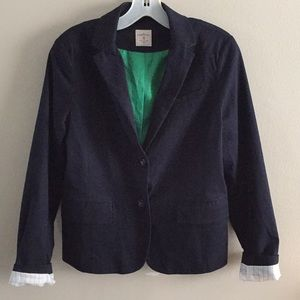 GAP Academy Navy Blue Blazer 8